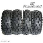 Offroad Step banden 4x