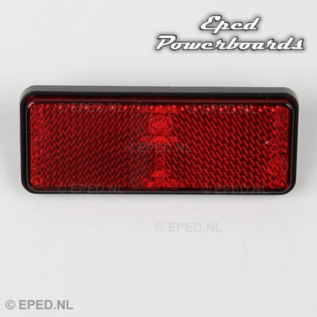 RDW Reflector Rood